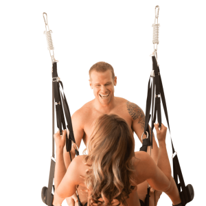 The Screamer Bondage sex Swing