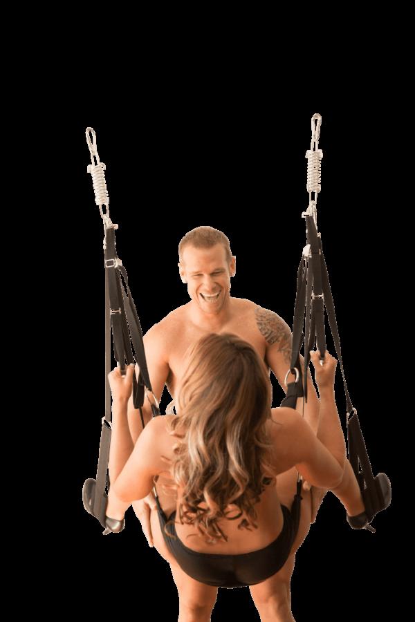 classic sex swing position