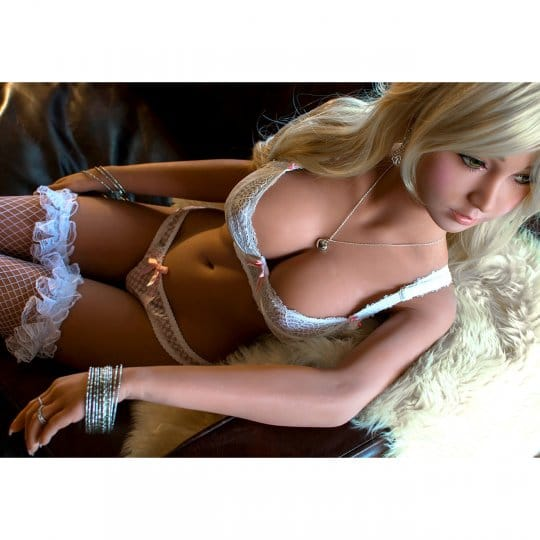 top view real sex doll tiffany